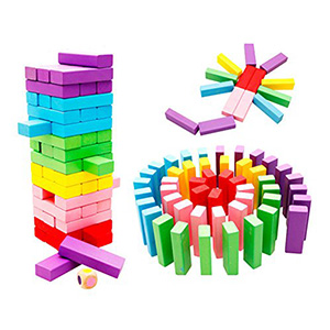 Stacking Game Wooden Toys
