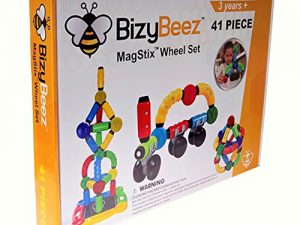 BizyBeez MagStix Wheel Set